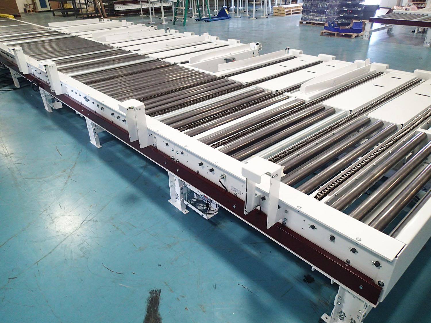 CPW Pallet Handling System